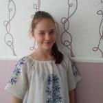 Ількухіна Віолета, 7-А клас, президент співдружності Ритм