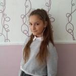 Тарнопольська Дарина, 8 клас