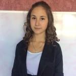 """Юдіня Валерія - голова учнівського самоврядування """"Ритм"""""""