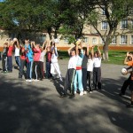 Спортивне свято 5-6 класів