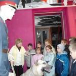 09 Екскурсія до містечка ДАІ та  музею міліціїміліції