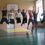 19 Під час тижня фізичної культури та спорту