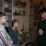 02 7-Б клас в Археологічному музеї