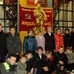 03 7-А та 7-Б класи на Пожежно-технічній виставці