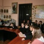 04 Під час екскурсії до центру  Українського козацтва