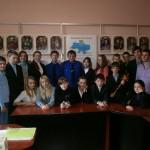 05 Під час екскурсії до центру  Українського козацтва