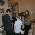 05 7-Б  клас в Археологічному музеї
