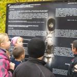11 Під час екскурсії до меморіалів