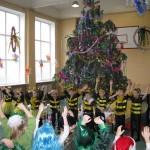 13 Новорічне свято учнів початкової школи