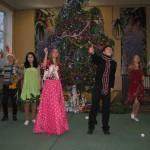 15 Новорічне свято учнів середньої школи