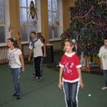17 Новорічне свято учнів середньої школи
