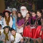 21 Новорічне свято учнів середньої школи