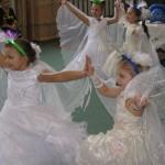 25 Новорічне свято учнів початкової школи