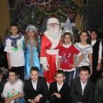 25 Новорічне свято учнів середньої школи