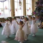 26 Новорічне свято учнів початкової школи