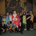 26 Новорічне свято учнів середньої школи