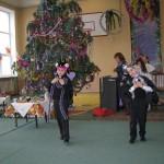 27 Новорічне свято учнів початкової школи