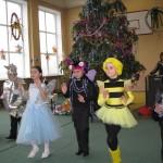 28 Новорічне свято учнів початкової школи