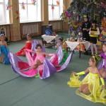 29 Новорічне свято учнів початкової школи