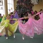30 Новорічне свято учнів початкової школи