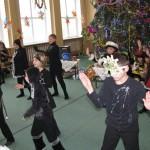 31 Новорічне свято учнів початкової школи