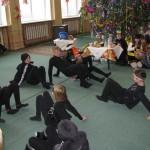 32 Новорічне свято учнів початкової школи