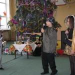 35 Новорічне свято учнів початкової школи
