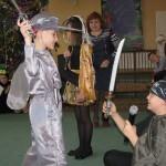 36 Новорічне свято учнів початкової школи