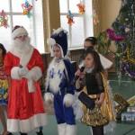 38 Новорічне свято учнів початкової школи