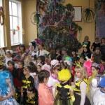 40 Новорічне свято учнів початкової школи
