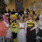 41 Новорічне свято учнів початкової школи
