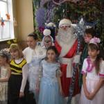 44 Новорічне свято учнів початкової школи