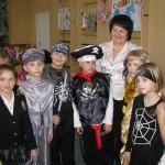 45 Новорічне свято учнів початкової школи