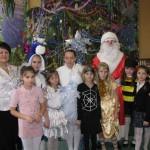 47 Новорічне свято учнів початкової школи
