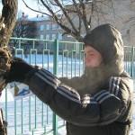 06 Допоможи зимуючим птахам