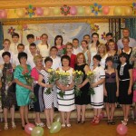 45 Випускний бал - 2014