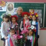03 Шевченківський урок у 3-Б класіі