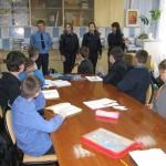 04 Зустріч з шефами учнів 1-го та 7-Б класів