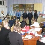 05 Зустріч з шефами учнів 1-го та 7-Б класів