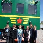 05 В Музеї Південної залізниці