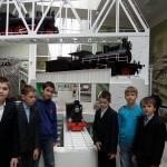 08 В Музеї Південної залізниці