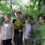 09 у парку «Зелений гай»