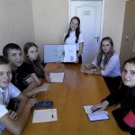 01 засідання активу учнівської ради «Ритм».