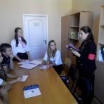 02 засідання активу учнівської ради «Ритм».