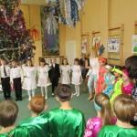 19 Новорічне свято в школі