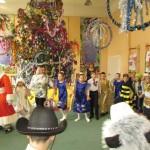 20 Новорічне свято в школі