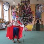 22 Новорічне свято в школі