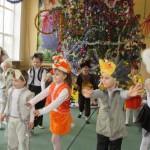 24 Новорічне свято в школі
