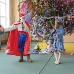28 Новорічне свято в школі
