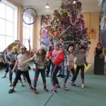 31 Новорічне свято в школі